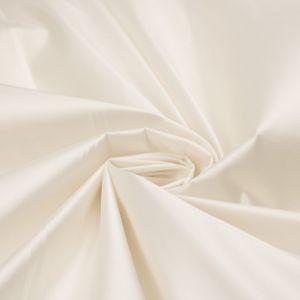 Tecido Tafeta Seda Pura Branco