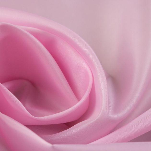 Tecido Tafetá Simples Rosa Claro