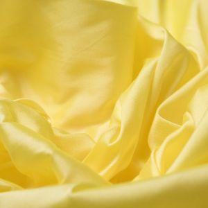 Tecido Tafetá Toque de Seda Amarelo