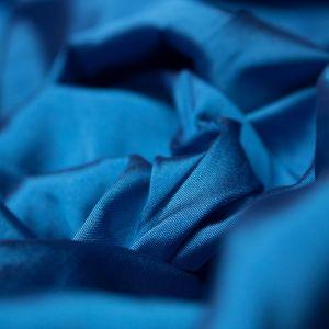 Tecido Tafetá Toque de Seda Azul