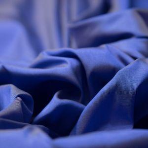 Tecido Tafetá Toque de Seda Azul Royal