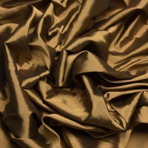 Tecido Tafetá Toque de Seda Dourado