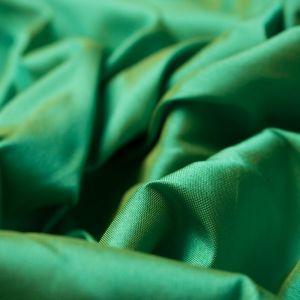 Tecido Tafetá Toque de Seda Verde