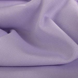 Tecido Tricoline Algodão Italiana Lilás Azulado