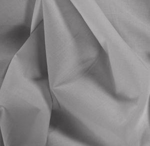 Tecido Tricoline de Algodão Cinza Claro