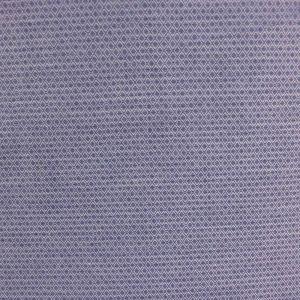 Tecido Tricoline Fio 70 Azul Marinho e Branco