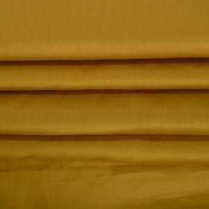 Tecido Tricoline Leve Premium Fio 80 Amarelo Mostarda