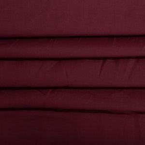 Tecido Tricoline Leve Premium Fio 80 Marsala