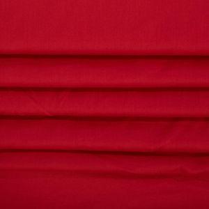 Tecido Tricoline Leve Premium Fio 80 Vermelho