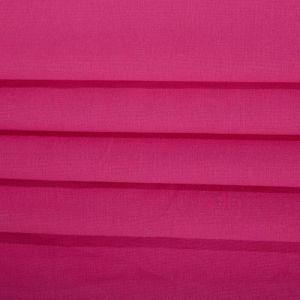 Tecido Tricoline Rosa Choque