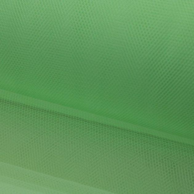 Tecido Tule Comum Verde Água