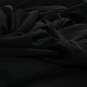 Tecido Tule de Malha Pesado Preto