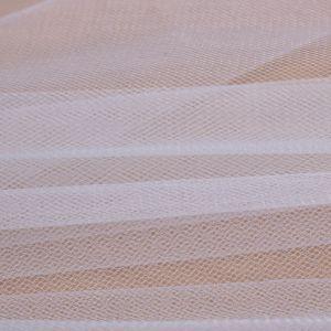 Tecido Tule Frances Fosco Branco
