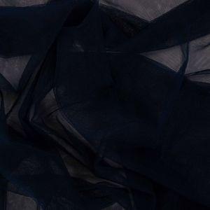Tecido Tule Ilusion Azul Marinho