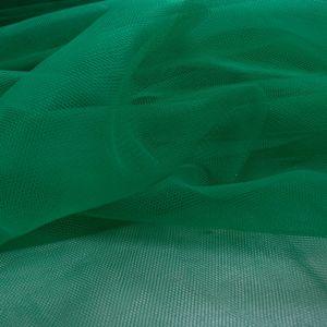 Tecido Tule Ilusion Verde Bandeira