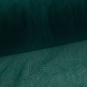 Tecido Tule Ilusion Verde Turquesa Escuro