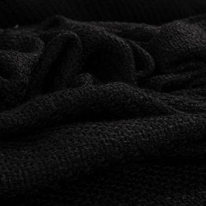 Tecido Tweed Preto