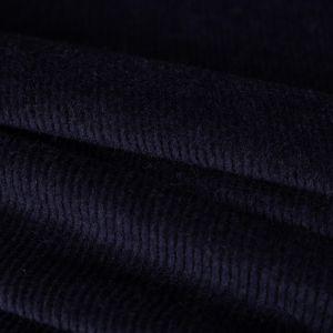 Tecido Veludo Cotelê Span Azul Marinho