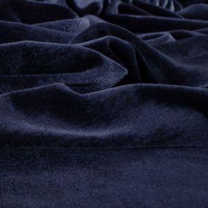 Tecido Veludo Cristal Azul Marinho