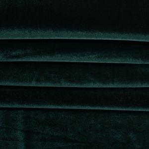 Tecido Veludo Cristal Verde Escuro