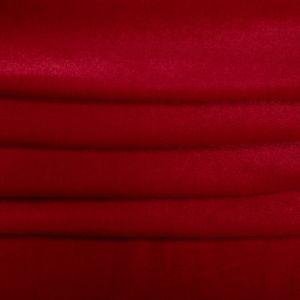 Tecido Veludo Cristal Vermelho