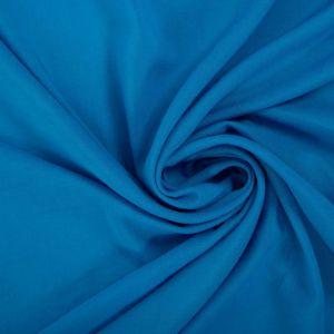 Tecido Viscose Azul Aquário