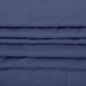 Tecido Viscose Azul Denim
