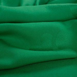 Tecido Viscose Jacquard Coração Verde