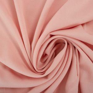 Tecido Viscose Span Rosa Antigo Claro