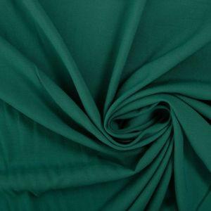 Tecido Viscose Span Verde Escuro