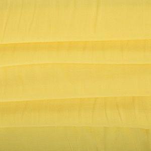 Tecido Viscose Trama de Linho Amarelo Creme