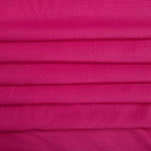 Tecido Viscose Tramada Rosa Choque