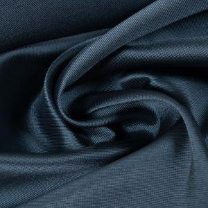 Tecido Zibeline Pesado Azul Aço Escuro