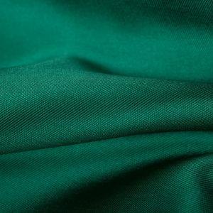 Tecido Zibeline Verde Esmeralda Escuro