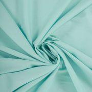 Tecido Tricoline Azul Tiffany