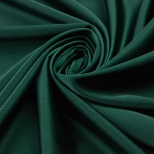 Tecido Crepe Vogue Span Verde Escuro